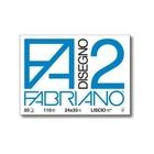 FABRIANO Disegno 2 carta milllimetrata 110 g/m² 10 fogli