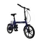Fiat Fold Bike F500 Blu