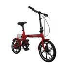 Fiat Fold Bike F500 Rosso
