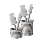 FRESH 'N REBEL 2ULC150IG cavo per cellulare Grigio USB A Lightning 1,5 m