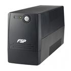 FSP FP 800 800 VA 480 W 2 presa(e) AC