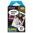 Fujifilm 10 Pellicole Instax Mini Comico