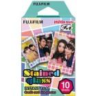 Fujifilm 10 pellicole Instax Mini Sfondo Mosaico