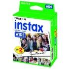 Fujifilm Pellicole Instax Wide (20 foto)