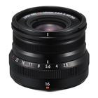 Fujifilm XF 16mm f/2.8 R WR Nero