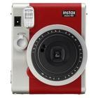 Fujifilm Instax mini 90 Neo Rosso, Inox