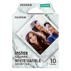 Fujifilm Square 'White Marble' Pellicola per istantanee 10 pezzo(i) 76,2 x 50,8 mm