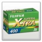 Fujifilm Superia X-tra 400 135/36 pellicola per foto a colori 36 scatti