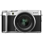 Fujifilm X-A7 + XC 15-45mm f/3.5-5.6 PZ OIS Argento