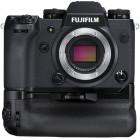 Fujifilm X-H1 Body Nero + Vertical Power Booster Grip VPB-XH1 RICONDIZIONATO