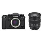 Fujifilm X-T3 + 16-80mm f/4.0 R OIS WR Nero