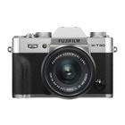 Fujifilm X-T30 Silver + XC 15-45mm f/3.5-5.6 OIS Nero