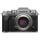Fujifilm X-T4 Body Silver + XF 16-55mm f/2.8 R LM WR Fujinon
