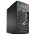 Fujitsu CELSIUS W580 i9-9900 Nero, Rosso