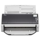 Fujitsu Fi-7460 600 x 600 DPI ADF + Scanner ad alimentazione manuale Grigio, Bianco A3