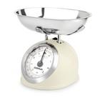 G3 FERRARI Aska Rotondo Mechanical kitchen scale Beige