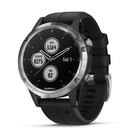 Garmin Fenix 5 Plus GPS (satellitare) Argento