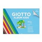 Giotto 580700 carta da disegno Foglio d'arte 20 fogli