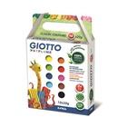 Giotto Patplume Argilla da modellare Multicolore 20 g 10 pezzo(i)