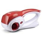 GIRMI GT02 Grattugia elettrica Plastica Rosso, Bianco