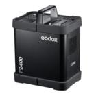 Godox Power Pack P2400 Alimentatore per Testa Flash H2400P-2400WS