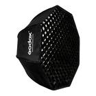 Godox Softbox ottagonale ripiegabile 80cm con griglia