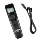 Godox UTR-C1 Telecomando Intervallometro con Scatto Remoto con LCD compatibile Canon