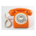 GPO Retro 746 Telefono analogico Arancione