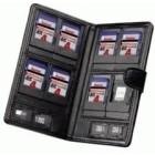 "Hama Memory Card Case ""Vegas"" black SD/microSD"