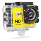 Hamlet Exagerate Skuba Action Cam HD con schermo LCD da 2 pollici
