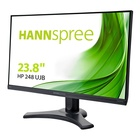 "Hannspree 248 UJB 23.8"" FullHD LED 4ms 60hz Nero"