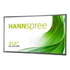 "Hannspree HL326UPB LED 31.5"" Full HD Nero"