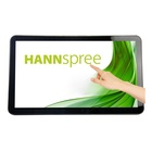 "Hannspree HO 325 PTB 31.5"" Multi-touch Nero"