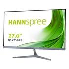 """Hannspree HS 275 HFB LED 27"""" Full HD Nero, Grigio"""