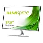 "Hannspree HS 279 PSB LED 27"" Full HD Alluminio, Nero, Grigio"