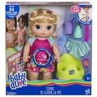 Hasbro Baby Alive Sophie mi Scappa la Pipi' Bambola giocattolo interattivo