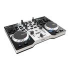 Hercules DJControl Instinct Party Pack controller per DJ Nero, Grigio Vinyl scratcher