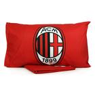 Hermet Copripiumino Cotone + Federa AC Milan - Misura: Singolo