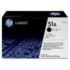 Hp LaserJet Q7551A Nero - Black