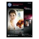 Hp Premium Plus Photo Paper A 4 Semi-Gloss Bianco