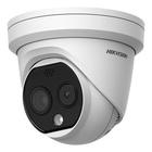 HIKVISION DS-2TD1217-2/PA Telecamera di sorveglianza IP Esterno Cupola 2K Soffitto/muro