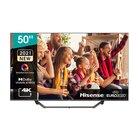 "HISENSE 50 A7GQ 50"" 4K Ultra HD Smart TV Wi-Fi Nero, Grigio"