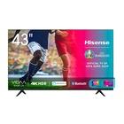"HISENSE A7100F 43A7120F TV 42.5"" 4K Ultra HD Smart TV Wi-Fi Nero"