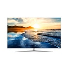 "HISENSE H55U7BS TV 55"" 4K Ultra HD Smart TV Wi-Fi Nero, Argento"