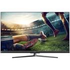 """HISENSE U8QF 55U8QF TV 54.6"""" 4K Ultra HD Smart TV Wi-Fi Nero, Metallico"""