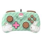 HORI Mini Gamepad Nintendo Switch Marrone, Verde, Rosa