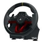 HORI Racing Wheel APEX Sterzo + Pedali PC PS4 Analogico/Digitale Bluetooth/USB Nero, Rosso