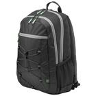Hp 1LU22AA Active Backpack Nero, Grigio