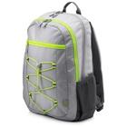 Hp 1LU23AA Active Backpack Nero, Grigio, Verde