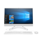 "Hp 24-f0064nl 23.8"" Full HD i5-9400T Bianco"